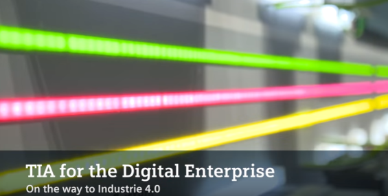 The Digital Enterprise Software Suite is Siemens' response to the requirements of the industry 4.0. It describes the connection of software and hardware for digitalizing a continuous value creation chain. Http://www.siemens.com/digital-enterprise
